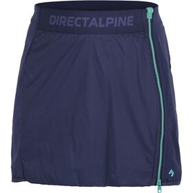 Directalpine Skirt Alpha 1.0 Donna, blu/turchese
